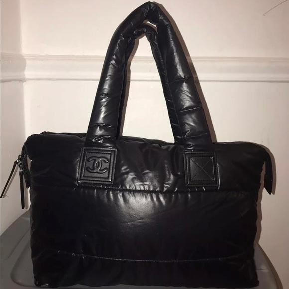 0a3d086c692e6d CHANEL Handbags - 100% Authentic Chanel Coco Cocoon Tote Bag